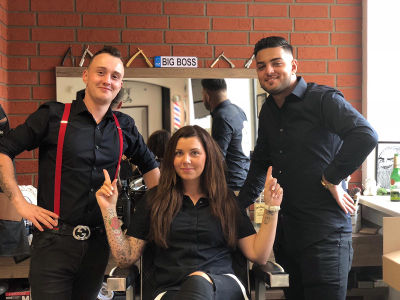 Team Barber Shop Luciana